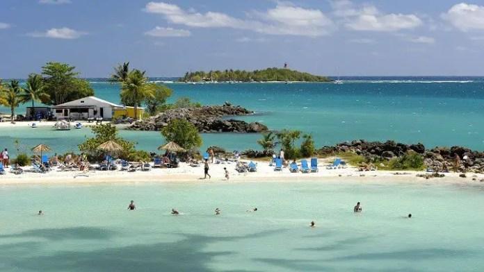 vacaciones todo incluido en el caribe