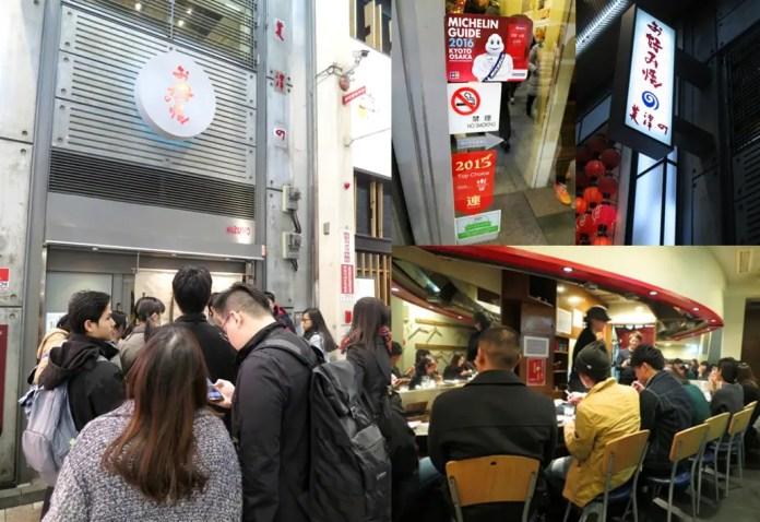 comer sushi en osaka