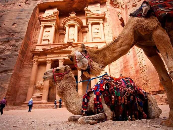 atracciones turisticas en jordania