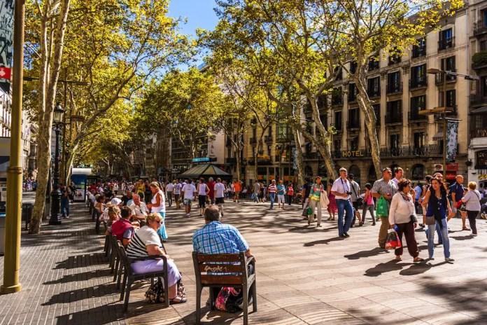 sitios de interes en barcelona