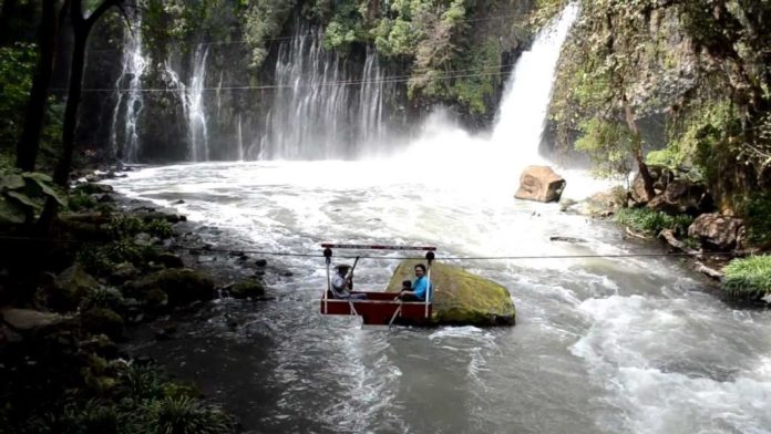 cascadas mas bellas de mexico