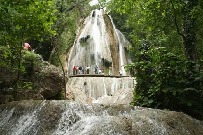 cascadas en el estado de mexico
