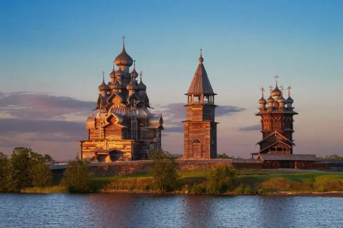 Visita Rusia
