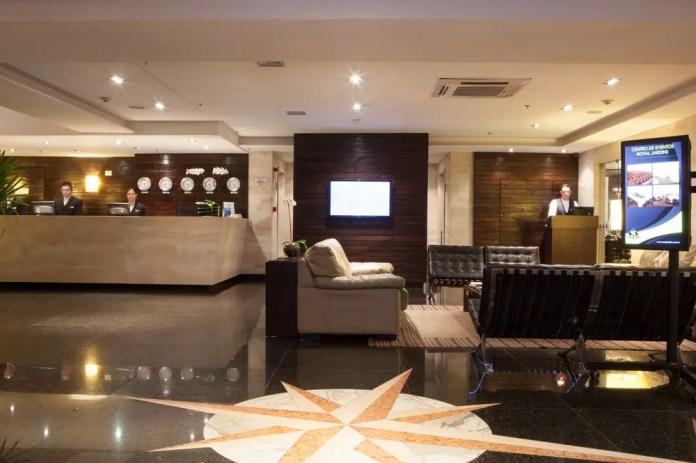 hoteles en san pablo brasil