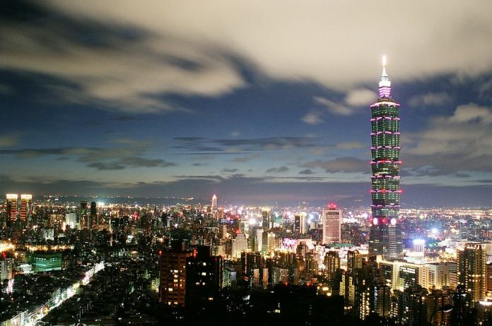 lugares mas turisticos de taipei