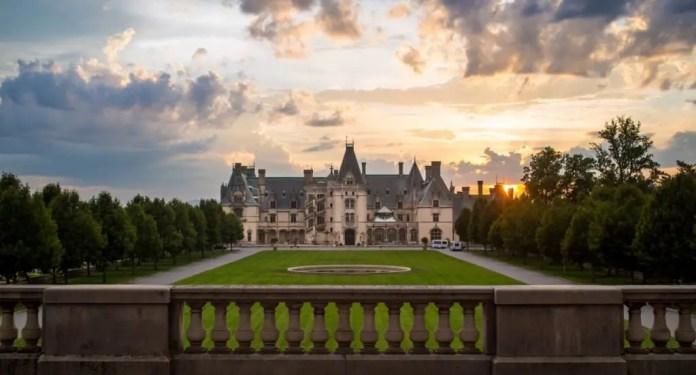 castillos mas bonitos de estados unidos