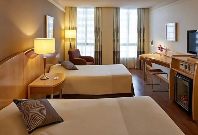 hoteles de lujo en sao paulo