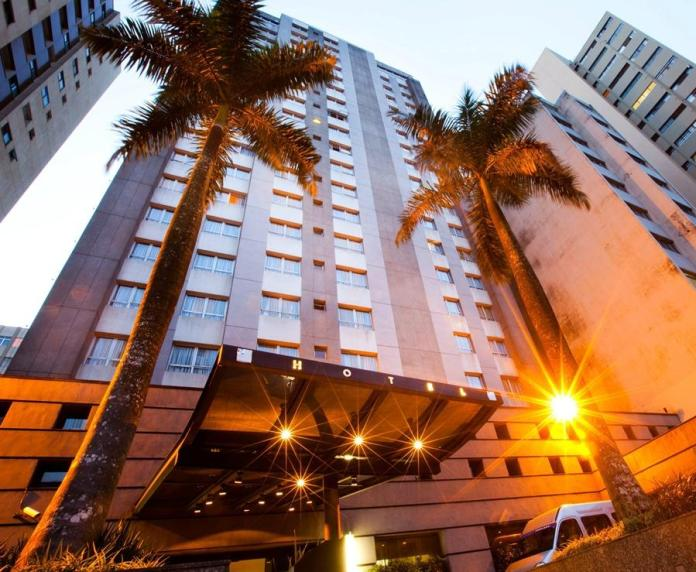 hoteles economicos en sao paulo