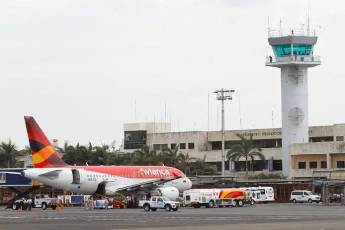 Como llegar a Cartagena aeropuerto