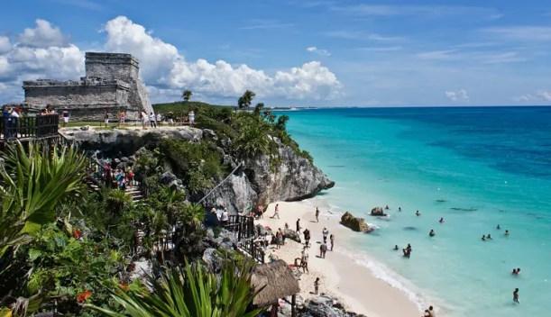 Playa Tulum México