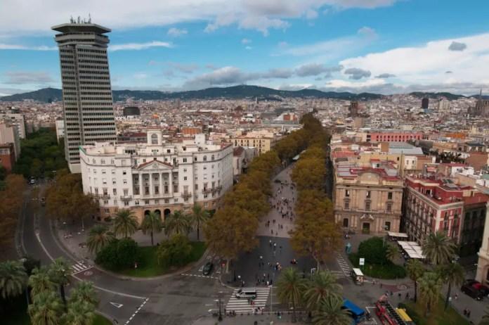 3 dias en barcelona