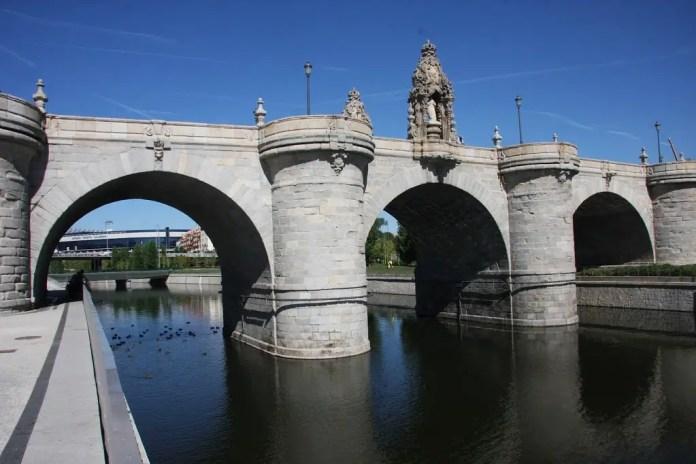 Qué hacer en Madrid: Puente de Toledo