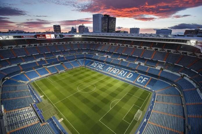Tour Santiago Bernabéu Real Madrid