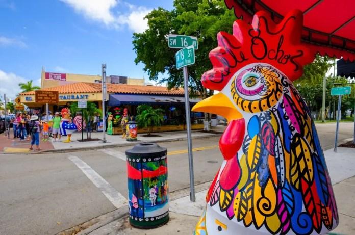 Barrios turísticos en Miami: Little Havana