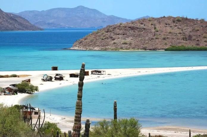 Playas de México económicas Bahía Concepción
