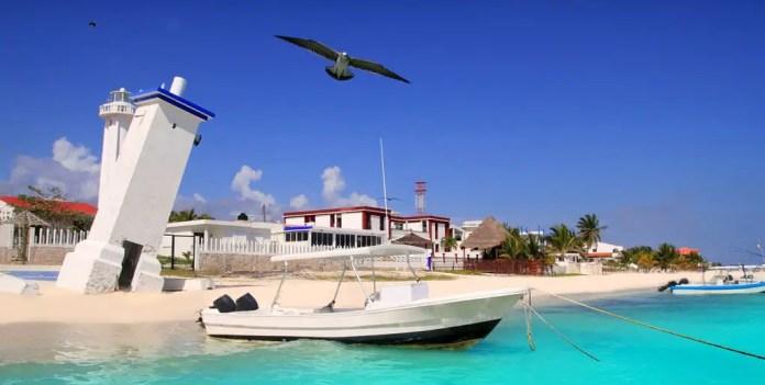 Mejores playa de la Riviera Maya: Puerto Morelos