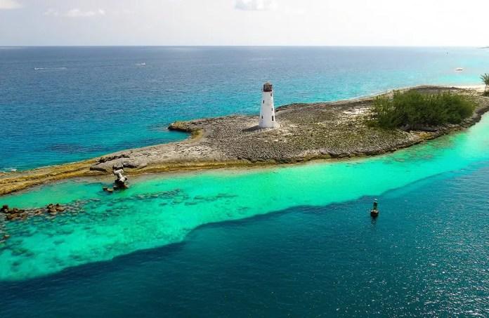 playa lighthouse bahamas