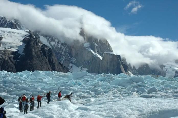 Trekking-glaciar-Torre-argentina
