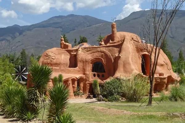la casa terracota villa de leyva