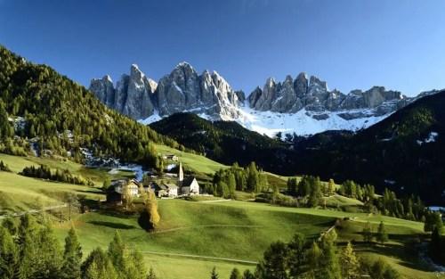alpes suizos en suiza