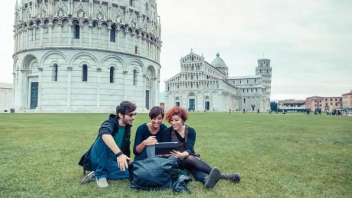 estudiar en italia