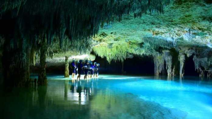 Excursiones a Río Secreto en Riviera Maya
