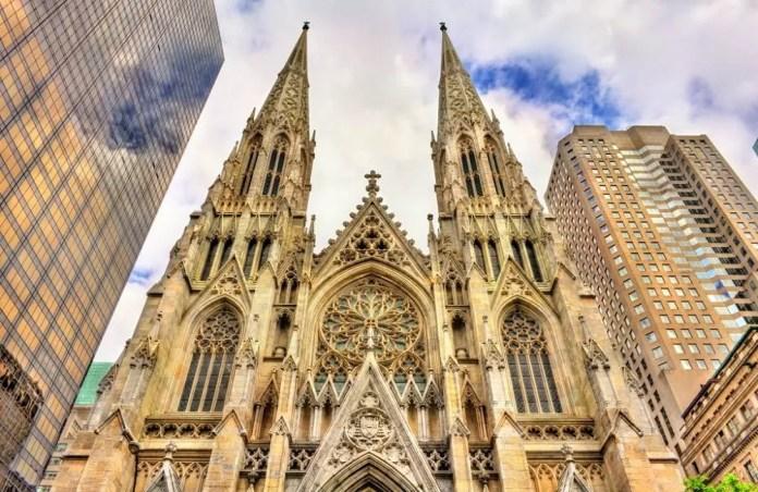 Turismo en New York: Catedral de San Patricio