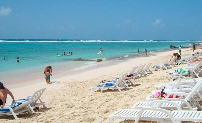 Playas más bonitas de San Andrés: Playa San Luis