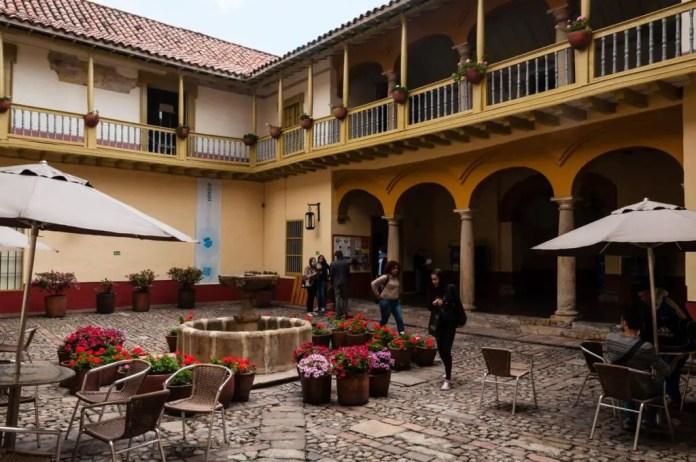 Museo Arqueológico Casa del Marqués de San Jorge Bogotá