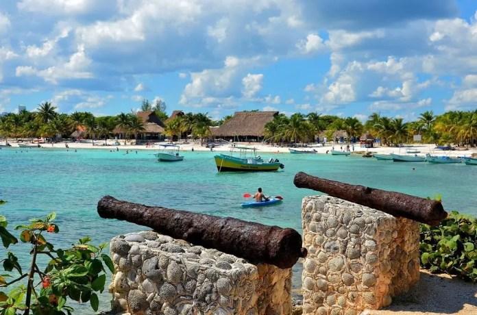 Playas cerca de Cancún: Akumal