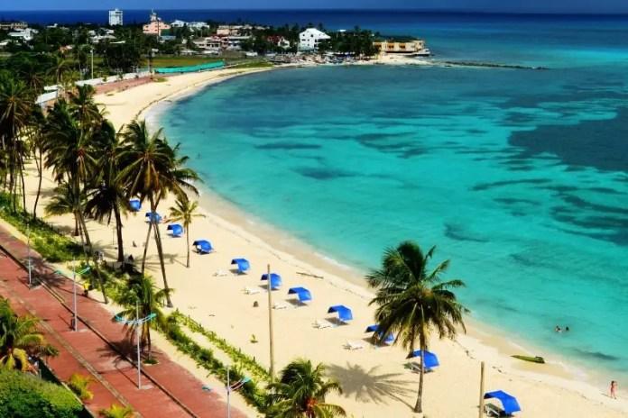 Mejores playas de San Andrés: Bahía Sardina