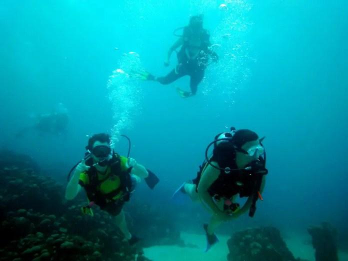 Qué hacer en Nuquí: Buceo