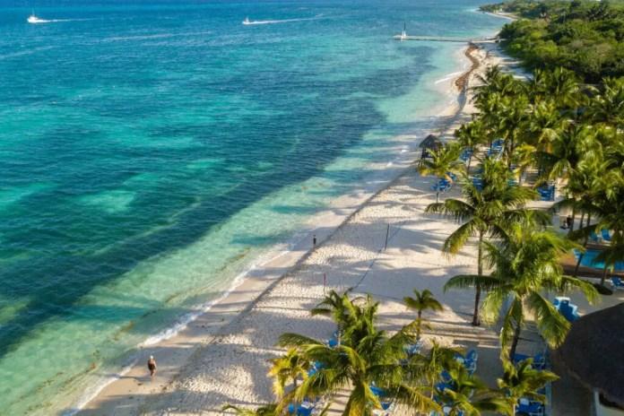Playas cerca de Cancún: Cozumel