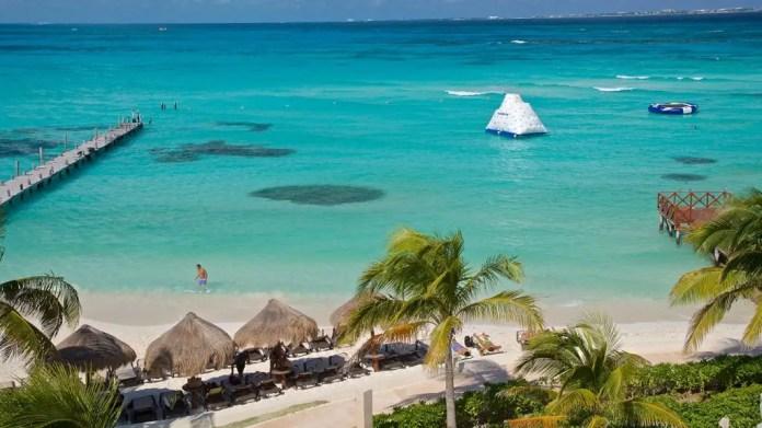 Mejores Playas Públicas de Cancún