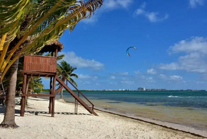 Playas Pet Friendly en Cancún: Playa Coral