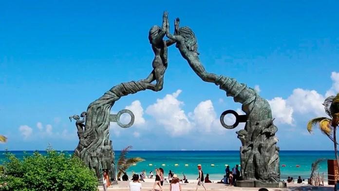 Mejores playas en la Riviera Maya: Playa del Carmen