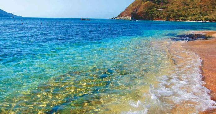 Playas más visitadas Santa MArta