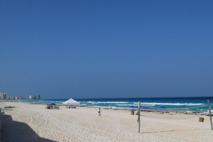 Playas que debes conocer en Cancún: Playa Juventud