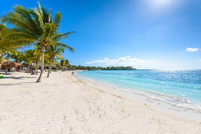 Mejores playas públicas de Cancún: Playa Nizuc