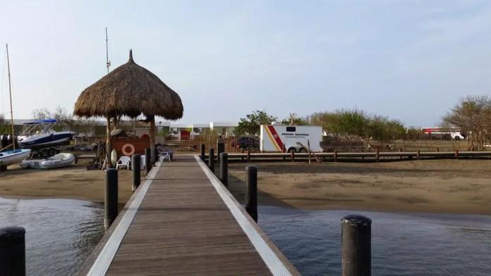 Turimo en Barranquilla: Playa Puerto Velero