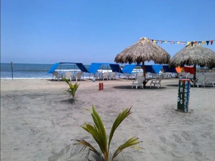 Playas más bonitas de Barranquilla: Playa Salgar