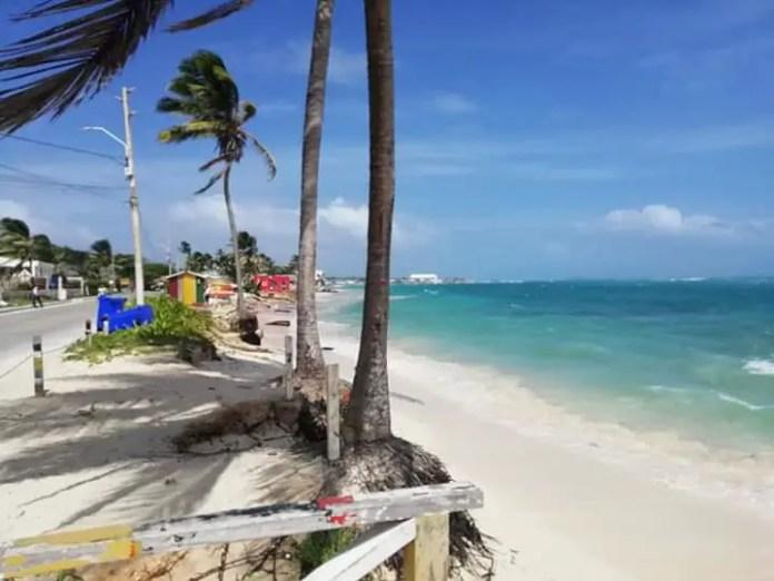 Turismo en San Andrés: Playa Sound Bay