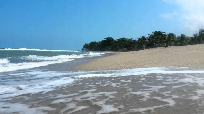 Playas más bonitas de Buritaca: Santa Marta