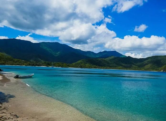 Mejores plyas de Santa Marta: Playa Cinto