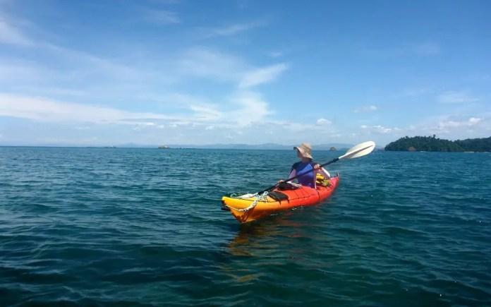 Qué hacer en Nuquí: Kayak