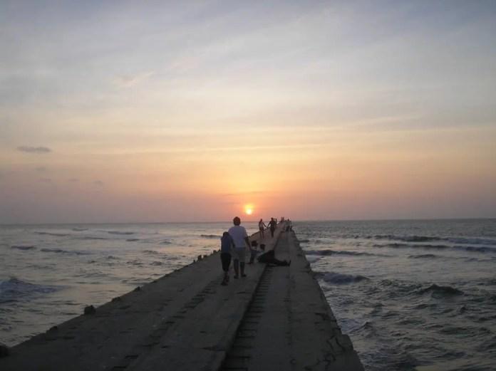 Mejores playas de Barranquilla: Puerto Colombia