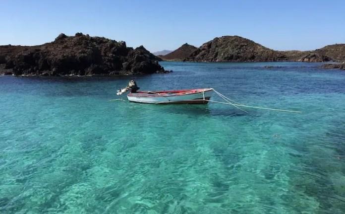 mejores playas de Veracruz: Isla de Lobos