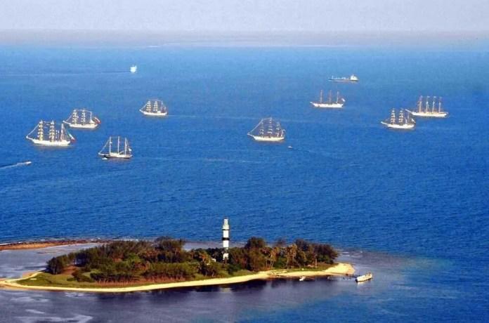 Mejores playas de Veracruz: Isla de Sacrificios