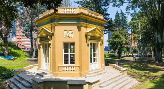Mejores parques de Bogotá: Parque de la Independencia