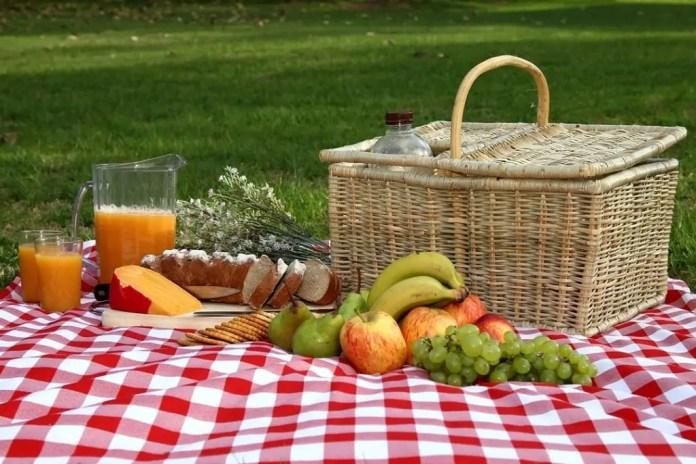 PArques para hacer un picnic en Bogotá